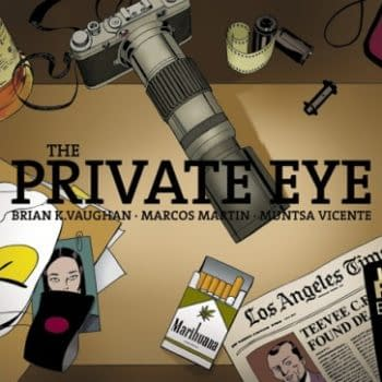 The End Of Private Eye – Talking To Brian K Vaughan And Marcos Martin