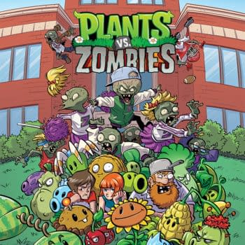 Dark Horse To Release New Plants Vs. Zombies Ongoing Mini-Series