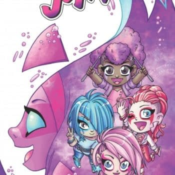 Cover Variance: Jem, Doctor Who, Invisible Republic, Ninjak, Marvel New York