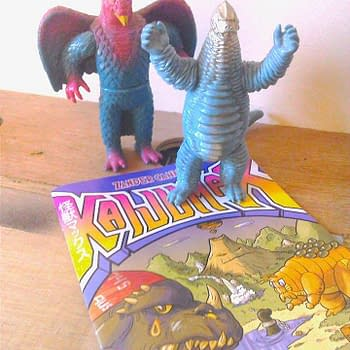 For The Love Of Kaiju Its Kaijumax