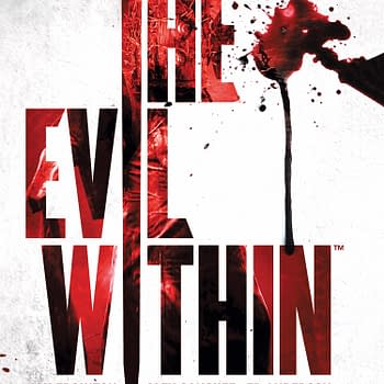 Prevew Titan Comics The Evil Within Out Today
