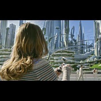 Disney Releases Tomorrowland Featurette