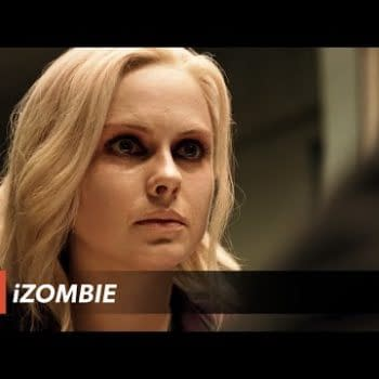 Flight Of The Zombie – Trailer And BtS With iZombie