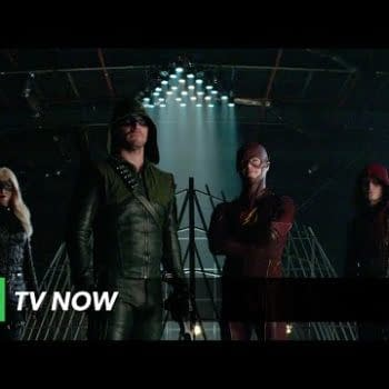 The CW Presents The Superhero Fight Club