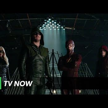The CW Presents The Superhero Fight Club
