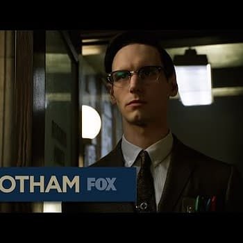 Dont Forget About The Riddler &#8211 A New Gotham Featurette Enigma