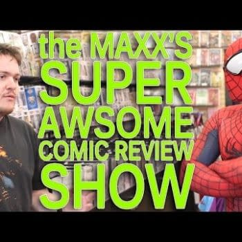 Maxx's Super Awesome Comic Review Show – Giant Days, The Fade Out, Ms. Marvel, Archie Vs. Predator, Ei8ht & More!