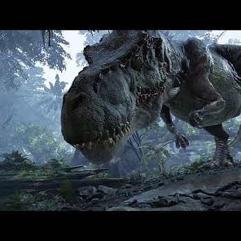 Crytek Release Video For A T-Rex Virtual Reality Demo