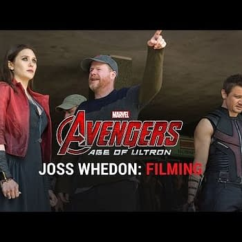A Bryan Hitch / George Perez Melange &#8211 Joss Whedons Favorite Moment From Avengers: Age Of Ultron