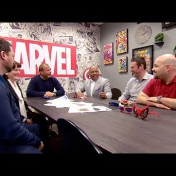 Shark Tank Contestants Land Deal With Marvel