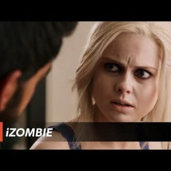 """""""This Is Going To Be Epic"""" – Clip From Tonight's iZombie"""