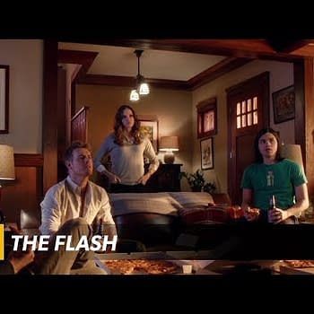 Doesnt Look Like Caitlin Is With Us &#8211 A Clip From Tonights The Flash