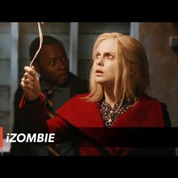 iMommy? Liv's Maternal Instincts Come Out In Latest iZombie Clip