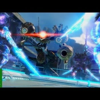 Sunset Overdrive Get's Robo-Themed DLC Rise Of The Dawn Of The Fallen Machines