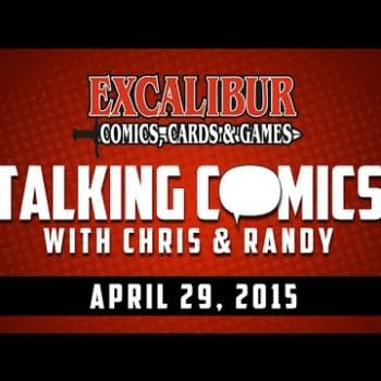 Talking Comics – Discussing This Week's Upcoming Titles From Pisces, To Multiversity, Convergence & More!