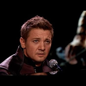 Hawkeye Sings About His Superpowers On The Tonight Show