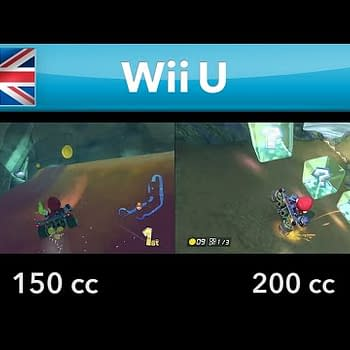 So How Fast Is Mario Kart 8 200CC Compared To 150CC