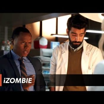 """""""Just Because I'm Paranoid…"""" – A Look At iZombie: Live And Let Clive"""