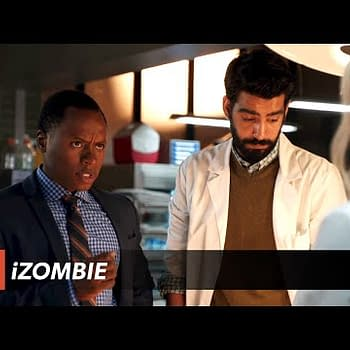 Just Because Im Paranoid&#8230 &#8211 A Look At iZombie: Live And Let Clive