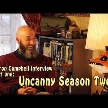 Maxx's Super Awesome Interview With Aaron Campbell Part 1: Uncanny Season Two