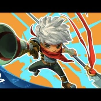 Bastion Out Today On PlayStation 4 And Vita In North America