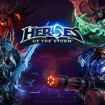 Blizzards Heroes Of The Storm Moba Gets A Release Date