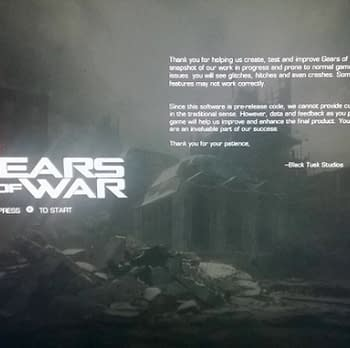 Gears Of War Remaster Coming To Xbox One