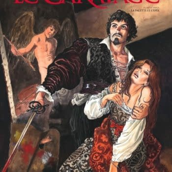 10 Pages Of Milo Manara's Caravaggio, And His Address To The Maestro