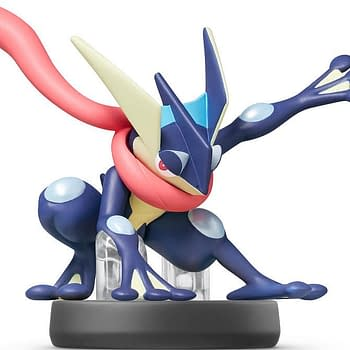 The Amiibo Craze Is Reaching New Heights As Greninja Sells Out In 30 Minutes