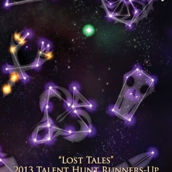 Artifacts: Lost Tales #1 Filled With 3 Stories By Talent Contest Winners