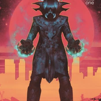 A Buddy Comedy While The Universe Falls Apart – Grant Morrison's Annihilator Gets Hard Cover Collection