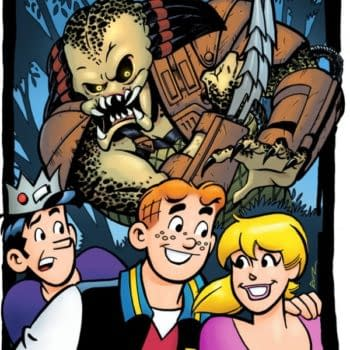 In One Weeks, In Two Weeks – Runlovekill! It's Archie Vs. Predator!