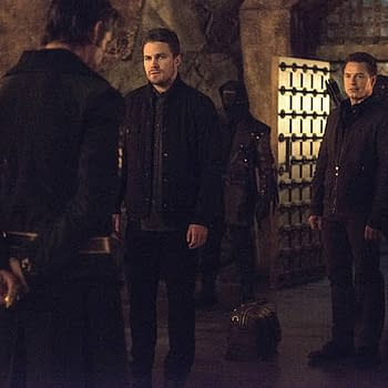 The Six Important Moments From Arrow &#8211 The Fallen