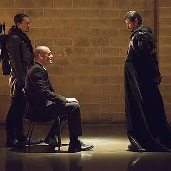 The Six Important Moments From Arrow &#8211 Public Enemies (Updated)