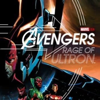 Thor's Comic Review Column – The New 52: Futures End #48, Earth 2: World's End #26, Convergence #0, UFOlogy #1, Avengers: Rage Of Ultron, Avengers: Ultron Forever #1
