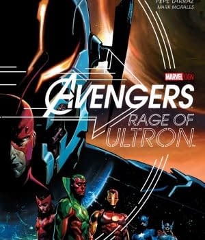 Thors Comic Review Column &#8211 The New 52: Futures End #48 Earth 2: Worlds End #26 Convergence #0 UFOlogy #1 Avengers: Rage Of Ultron Avengers: Ultron Forever #1