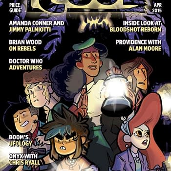 Bleeding Cool Magazine Opens Its Doors To Smaller Publishers, Plus An Inside Look At #16(UPDATE)