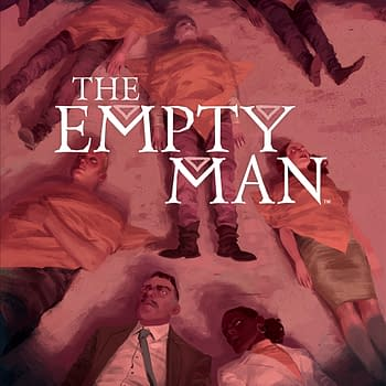 Own The Complete Terrifying Dystopian Miniseries The Empty Man This July