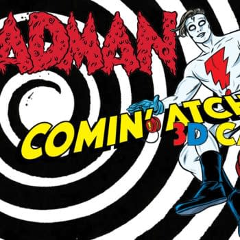 Mike Allred's Madman Goes 3D Again This Summer!