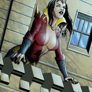 Exclusive Extended Previews Of The Devilers #6 And Blood Queen Vs Dracula #3