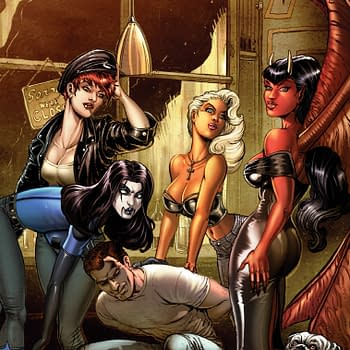 Joyce Chin Covers Swords Of Sorrow: Chaos Special