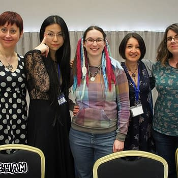 Addressing Diversification And The Cho/Manara Controversy At The Women In Comics Panel At Birmingham Comics Festival