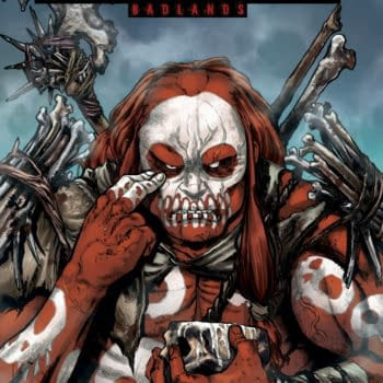 C-Day Is Wednesday As Crossed: Badlands #75 Hits Comic Shops