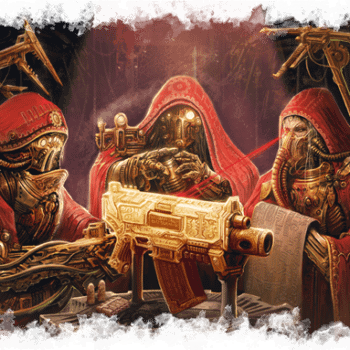 Battle New Psyker Eruptions And Mutant Uprisings In Enemies Within For The Dark Heresy RPG