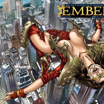 Christian Zanier's New Series Ember Out From Boundless This Week