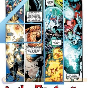 Fantastic Four To End With A Bang, Not A Secret Wars Crossover