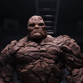 First Look At The Thing From Josh Tranks Fantastic Four