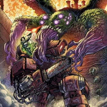 Famous Monsters Returns To Comics With Gunsuits