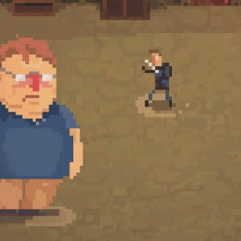 Gabe Newell Is Now A Boss In Indie Game Crawl