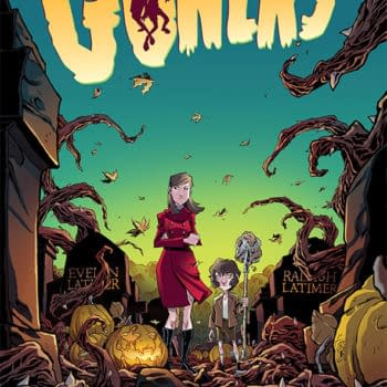 Watch The Trailer For Goners Volume 1: We All Fall Down & Take A Cryptic Journey